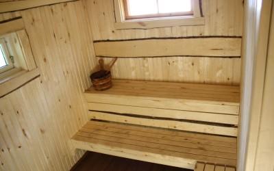 Bastu/sauna